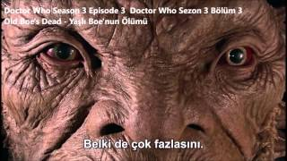 DOCTOR WHO Old Boe