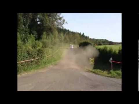 Jose Antonio Suarez Rallye de la Famenne Bélgica