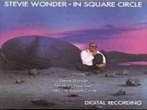 Stevie Wonder - Never In Your Sun
