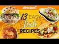 Fresh and Flavorful Fish Recipes That You've Got to Try | Recipe Compilation | Allrecipes.com