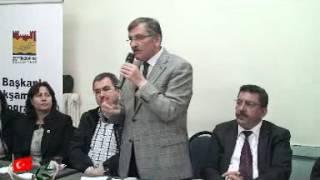 Başkanı Aydınla Akşam Çayı Yeşiltepe'de