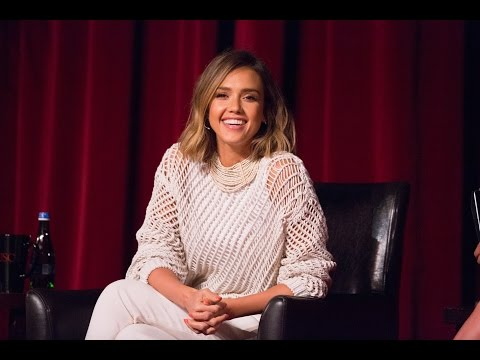 Jessica Alba at USC | Full Interview | 2015