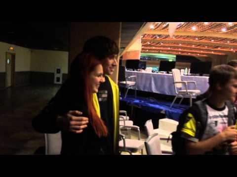 Dendi talk's with fans about