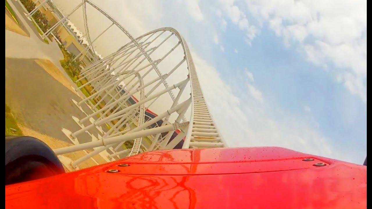 formula rossa pov world 39 s fastest roller coaster ferrari. Cars Review. Best American Auto & Cars Review