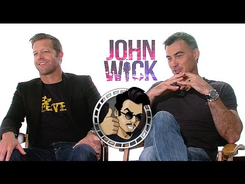 David Leitch And Chad Stahelski Interview - John Wick (HD) 2014