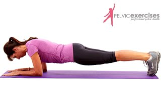 Unsafe Core Abdominal Exercises for Women With Prolapse