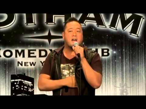 Justin Rivera & Ron Josol of The Filipino Comedy Tour