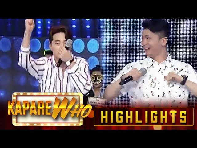 "Ryan makes fun of Vhong's dance craze ""Pamela One"" | It's Showtime KapareWho"