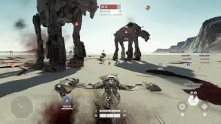 Star Wars Battlefront II: Galactic Assault #218* (Resistance) [1080 HD]