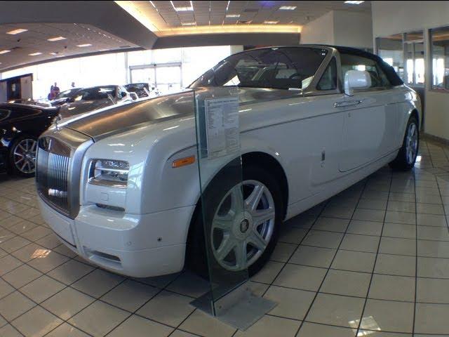 2013 Rolls-Royce Phantom Drophead Coupé, For Sale at Scottsdale Rolls Royce