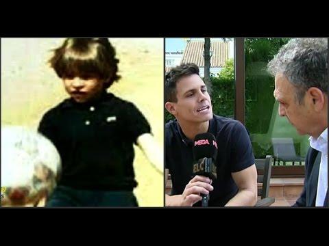 Los orígenes de Sergio Ramos