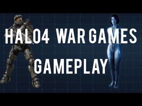 Halo 4 Dominion Multiplayer Gameplay on Longbow & Halo 4 Killcams