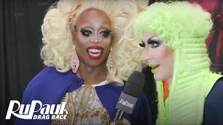 Dear America, Monique Heart is Loud, Live & In Color! | RuPaul