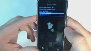 Samsung Galaxy S Plus I9001 hard reset