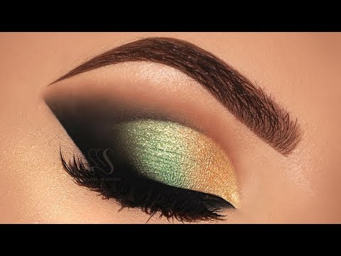 Gold & Green Eyes + Perfect Skin   Melissa Samways