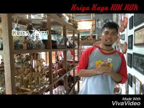 "Masalah Kita ""Kriya Kayu Rik Rok""  #cwj_akurapopo thumbnail"