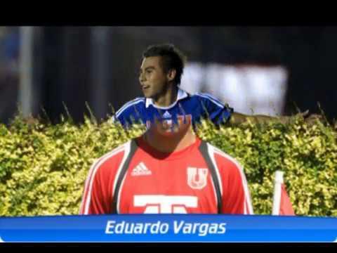 ►► Eduardo Vargas 2011 Goles y Jugadas Copa Sudamericana y Seleccion Nacional
