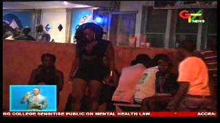 Night Life In Takoradi - City Of Black Gold