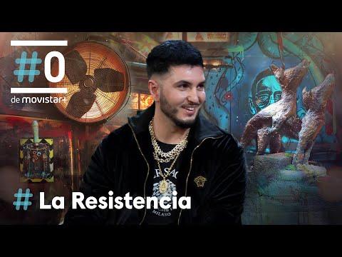 LA RESISTENCIA - Entrevista a Omar Montes | #LaResistencia 04.02.2021