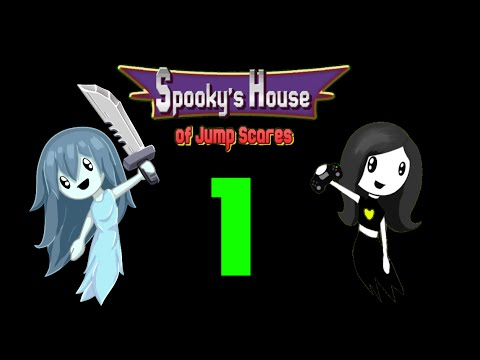 SPOOKY'S HOUSE of JUMPSCARES | Rooms 1-200