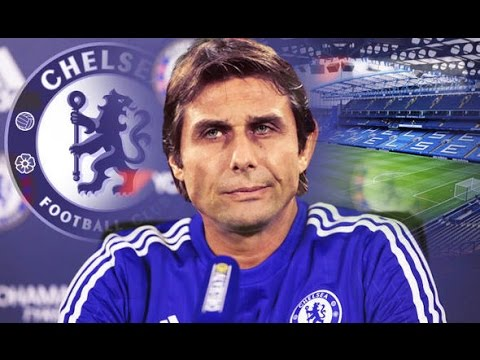 CONTE IS NEW CHELSEA MANAGER! - MY REACTION & TACTICAL ANALYSIS!