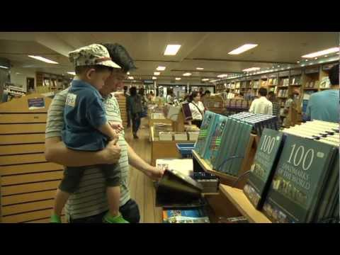 Bangkok Becomes World Book Capital, But Who's Reading? - Channel NewsAsia - March 28, 2013