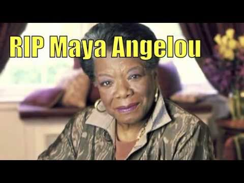 Legendary author Maya Angelou dies at age 86 TRIBUTE