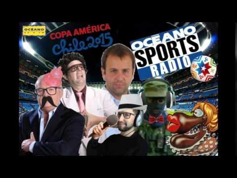 Océano Sports Radio 03/07/2015