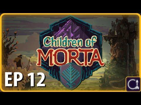 CHILDREN OF MORTA   Golem   Ep 12   Full Release Gameplay!