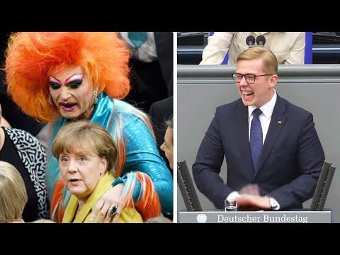 Download Die verrücktesten Momente im deutschen Bundestag Mp4 baru