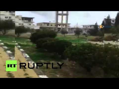 Syria: IS assaults Kurdish-held Tell Abyad on Turkey border