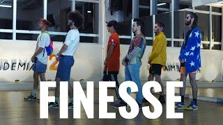Download Lagu FINESSE - Bruno Mars - Dance by Ricardo Walker's Crew Gratis STAFABAND
