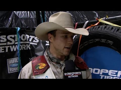 Cody Nance: 'I am totally committed' (PBR)