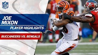 Every Joe Mixon Touch vs. Tampa Bay | Bucs vs. Bengals | Preseason Wk 1 Player Highlights
