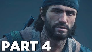 DAYS GONE Walkthrough Gameplay Part 4 - LEON (PS4 Pro)
