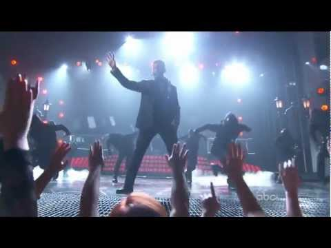 Usher - Scream (Live  The 2012 Billboard Music Awards)
