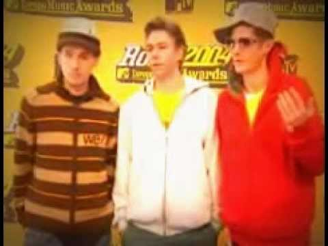 Beastie Boys - Inteview in Rome (2004)