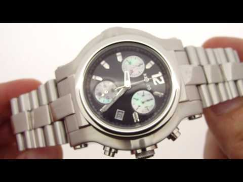 Renato Beast Chronograph Watch (HD Video Review)