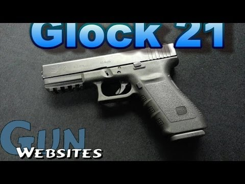 Rare Glock 21, Very Cool