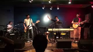 ミヤザキナオコ band -「勇気100%」(忍たま乱太郎OP 光GENJI マキシマムザホルモンによるカバーバージョン) in 八王子アニソンバトル!R1 @ papaBeat_2018-09-22