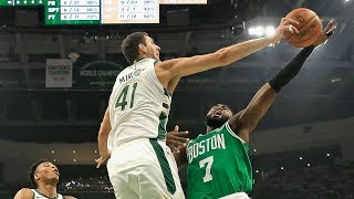 The Best Bucks Defensive Plays from Round 2 of the Playoffs