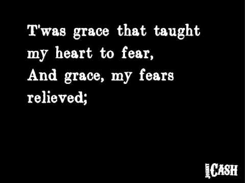 Johnny Cash - Amazing Grace
