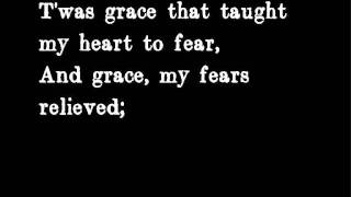 Watch Johnny Cash Amazing Grace video