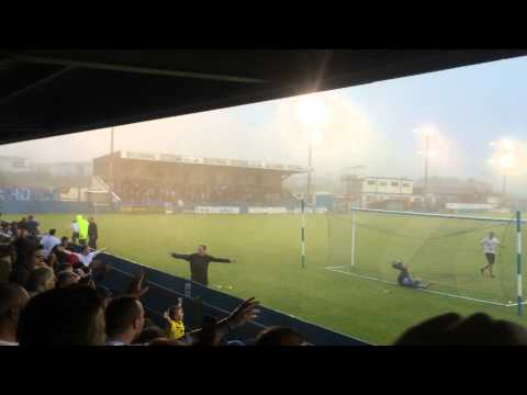 Nuneaton v Coventry mental weather!