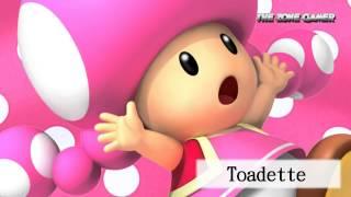 Top 10 Super Mario KO Screams