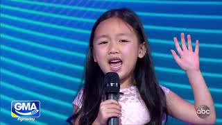 Download Lagu GMA Days epic diva surprise for pint sized singing superstar Malea Emma Gratis STAFABAND