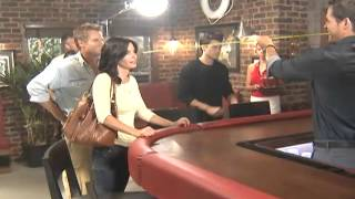 Cougar Town - Behind the scenes (season 1)