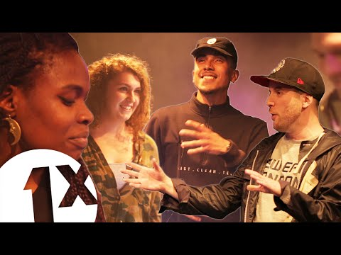Words First x Don't Flop - Poets vs Rappers - Battle (WARNING: CONTAINS ADULT CONTENT).