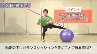 総合版3とぶ・弾む競技にオススメトレーニング!