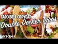 How to Make Copycat Taco Bell Double Decker Tacos | At Home Recipes | Allrecipes.com